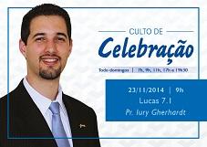 CULTO_CELEBRACAO_23_11_2014_9H